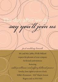 post wedding brunch invitation wedding brunch invitations gangcraft net