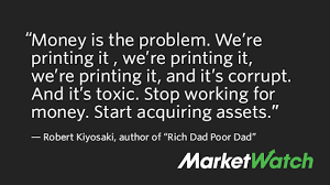 whore in the bedroom quote rich dad author robert kiyosaki if you re investing for the long