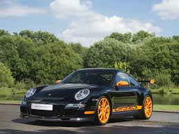 black porsche 911 gt3 stock tom hartley jnr