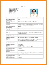8 simple biodata format for service agreement template free memo