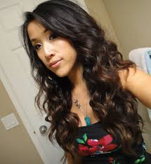 Black To Brown Ombre Hair Extensions by Luxy Hair Extensions Review Warning This Is A Long Video