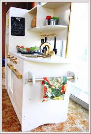 play kitchen ideas 23 best kidkraft play kitchen makeover 2016 home and house design