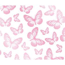 wallpaper kids bedrooms girls bedroom butterfly wallpaper in pink white teal more new