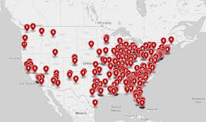 Minneapolis Map Usa by Here U0027s A Map Of All The Mass Shootings In 2015 Pbs Newshour