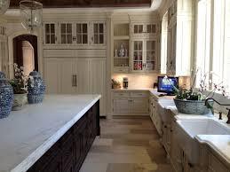 White Marble Kitchen by Design Ideas Interactive Interior Design For Kitchen Decoration