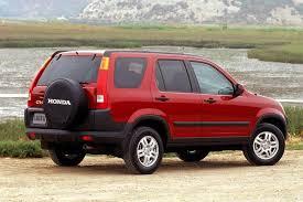 different models of honda crv 2004 honda cr v overview cars com