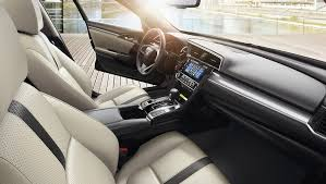 inside of a honda civic interior the 2018 civic honda canada