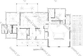 Floor Plan Examples For Homes Hill U0027s Home Design Sample Home Plans