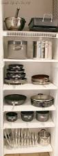 Kitchen Pan Storage Ideas by Best 25 Kitchen Organization Ideas On Pinterest Storage