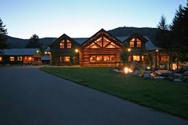 rathdrum idaho u0027s premier luxury log estate cindy bond