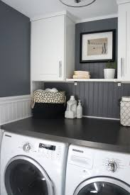 white wall cabinets for laundry room minimalist laundry room with wooden white painted laundry room wall