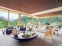Mid Century Living Room 11 Midcentury Modern Living Rooms Photos Architectural Digest