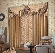 Window Treatment Ideas For Formal Living Room Classic Table Lamp Vases Decoration Wooden Floor