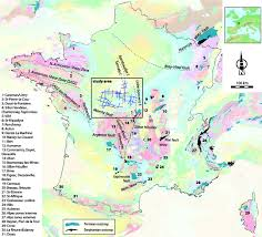 Permian Basin Map Structural Evolution And Sedimentary Record Of The Stephano