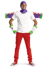 Halloween T Shirts For Adults by Buzz Lightyear Costume Kit