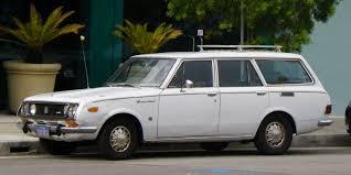 1970 toyota corolla station wagon california streets los angeles sighting 1970 toyota