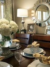 Modern Mirrors For Dining Room by 25 Elegant Dining Table Centerpiece Ideas Dining Room Table