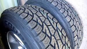 Cooper Light Truck Tires Cooper Tire Atp First Look Youtube