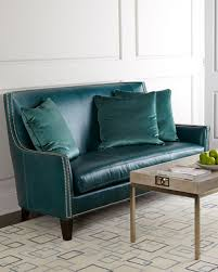 Turquoise Leather Sofa Sofas Everything Turquoise Page 2