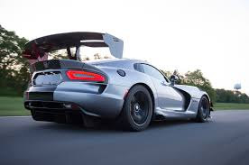 Dodge Viper Gtc - 2016 dodge viper available in new matte finish paints