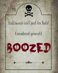 Halloween Boo Printables Boo Basket Printables And A Special You U0027ve Been Boozed Surprise