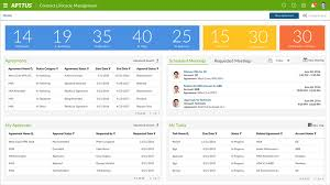 Contract Management Spreadsheet by Apttus Contract Lifecycle Management Microsoft Appsource