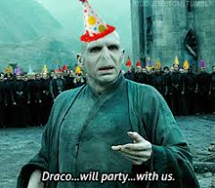 Happy Birthday Meme Gif - happy birthday draco album on imgur
