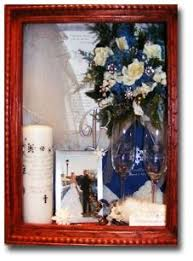 wedding wishes keepsake shadow box this is a shadow box i created from my wedding keepsakes i put