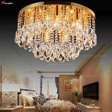 50cm flush mount modern ceiling lights k9 ceiling l