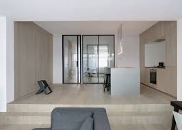 Amsterdam Apartments by Frederik Roijé Designs Minimal Interior For Amsterdam Apartment