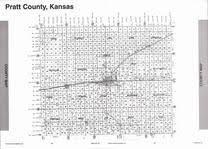 pratt map pratt county 2006 kansas historical atlas