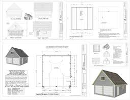 apartments divine garage plans loft gambrel roof workshop with