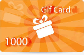 1000 gift card gift card 1000 gift png image for free