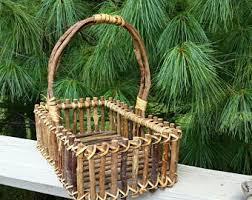 centerpiece basket etsy