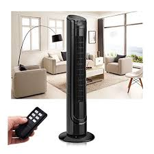 air conditioner tower fan 40 lcd tower fan digital control oscillating air