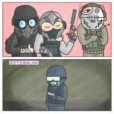 pacifica siege poor recruit rainbow six siege rainbows gaming and