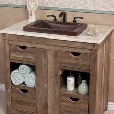 Copper Bathroom Vanity by Native Trails Vanity With Copper Sink Home Sweet Home Pinterest