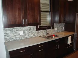 Stainless Steel Backsplash Kitchen by Mesmerizing Glass Backsplash Tile Images Design Inspiration