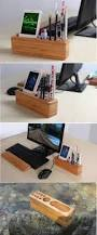 cool pen holders best 25 wooden desk organizer ideas on pinterest desktop