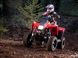 2010 polaris trail blazer 330 first ride photos motorcycle usa