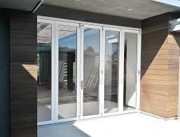 Exterior Folding Door Hardware Bifold Exterior Doors Prices Installing Bifold Exterior Doors