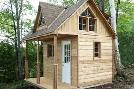 8 small cabins tiny houses plans relaxshackscom six free plan