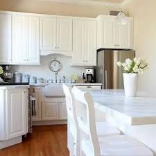 Kitchen Cabinets From Home Depot - apartment therapy kitchens valspar cream in my coffee corner