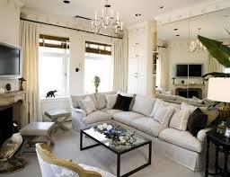 cream shabby chic living room ideas