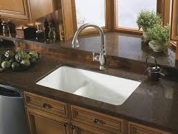 Under Mount Kitchen Sink by Interior Small Renovations Design And Undermount Kitchen Sinks