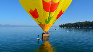about the lake tahoe balloons team boats and balloons operating