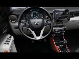 Suzuki Ignis Interior 2017 Suzuki Ignis Breaks Cover In India Drive Arabia