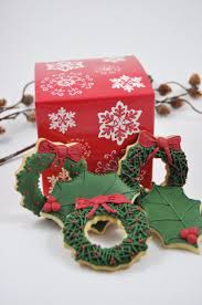Decorating Christmas Wreath Cookies by 213 Best My Christmas Kitchen Images On Pinterest