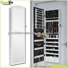 Wall Mount Jewelry Cabinet Floor Standing Jewelry Armoire Floor Standing Jewelry Armoire For