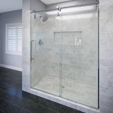 bathroom basco shower door combine with duravit toilet also toto